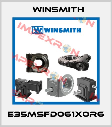 Winsmith, Inc.-E35MSFD061X0R6 price